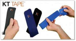 KT Tape Precut Strips